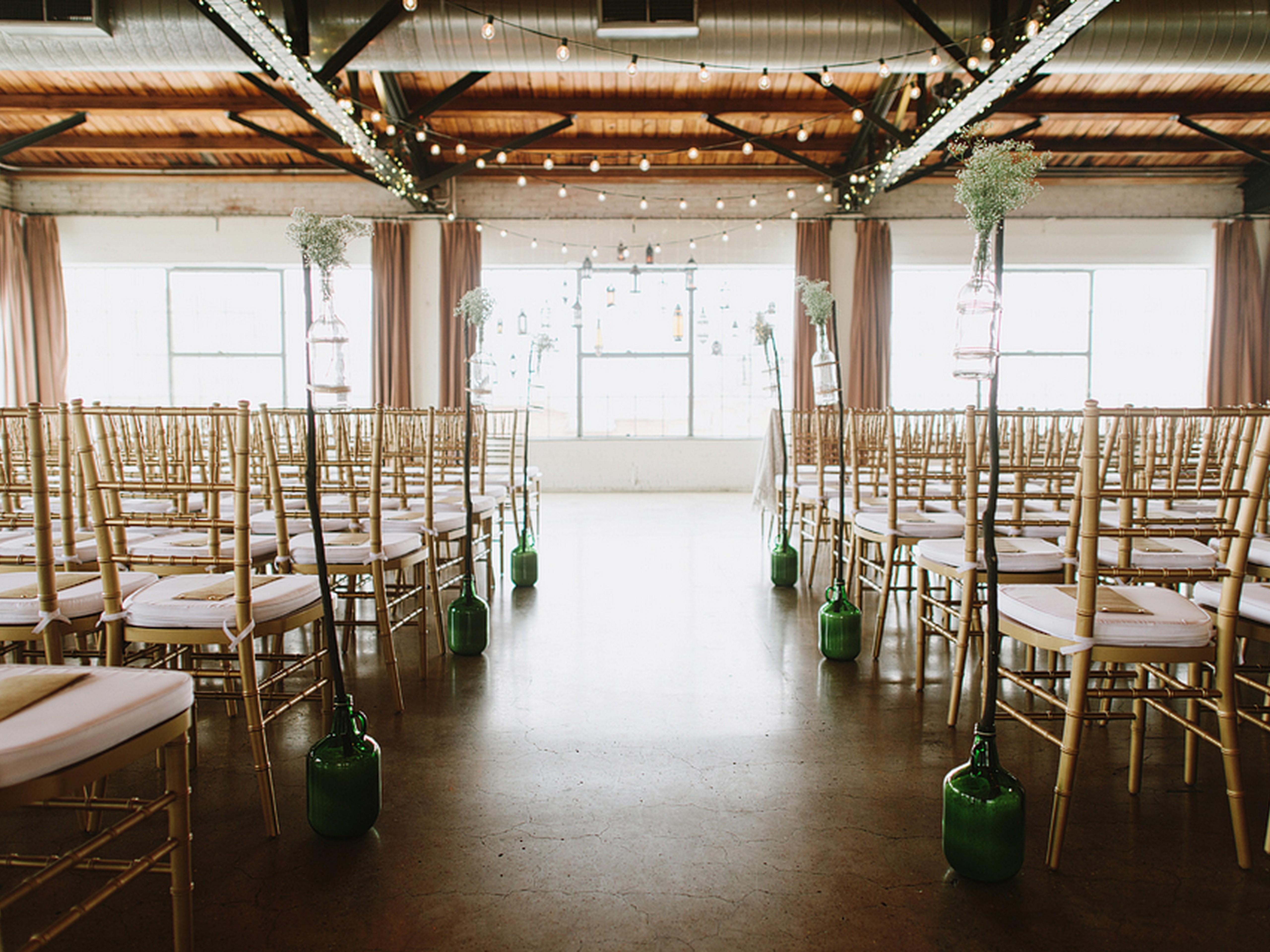 Amber Matt S Farm To Table Wedding At Hickory Street