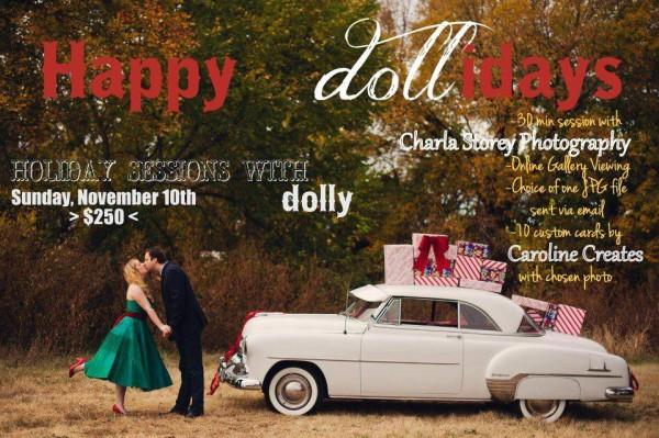 Dallas-Christmas-Photos-vintage-car-