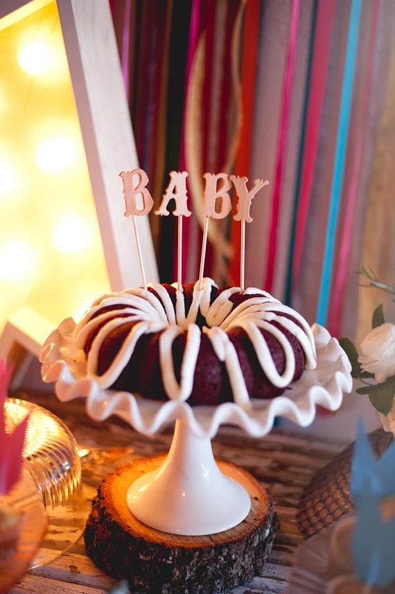 Southwest Baby Shower For Caroline Creates Grit Gold