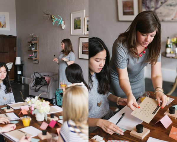 calligraphy-class-workshop-creative-fort-worth-studio-design-grit-and-gold-design-roots4