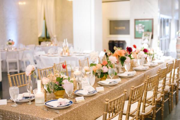 Courtney Lamar S Wedding At Katy Depot Grit Gold