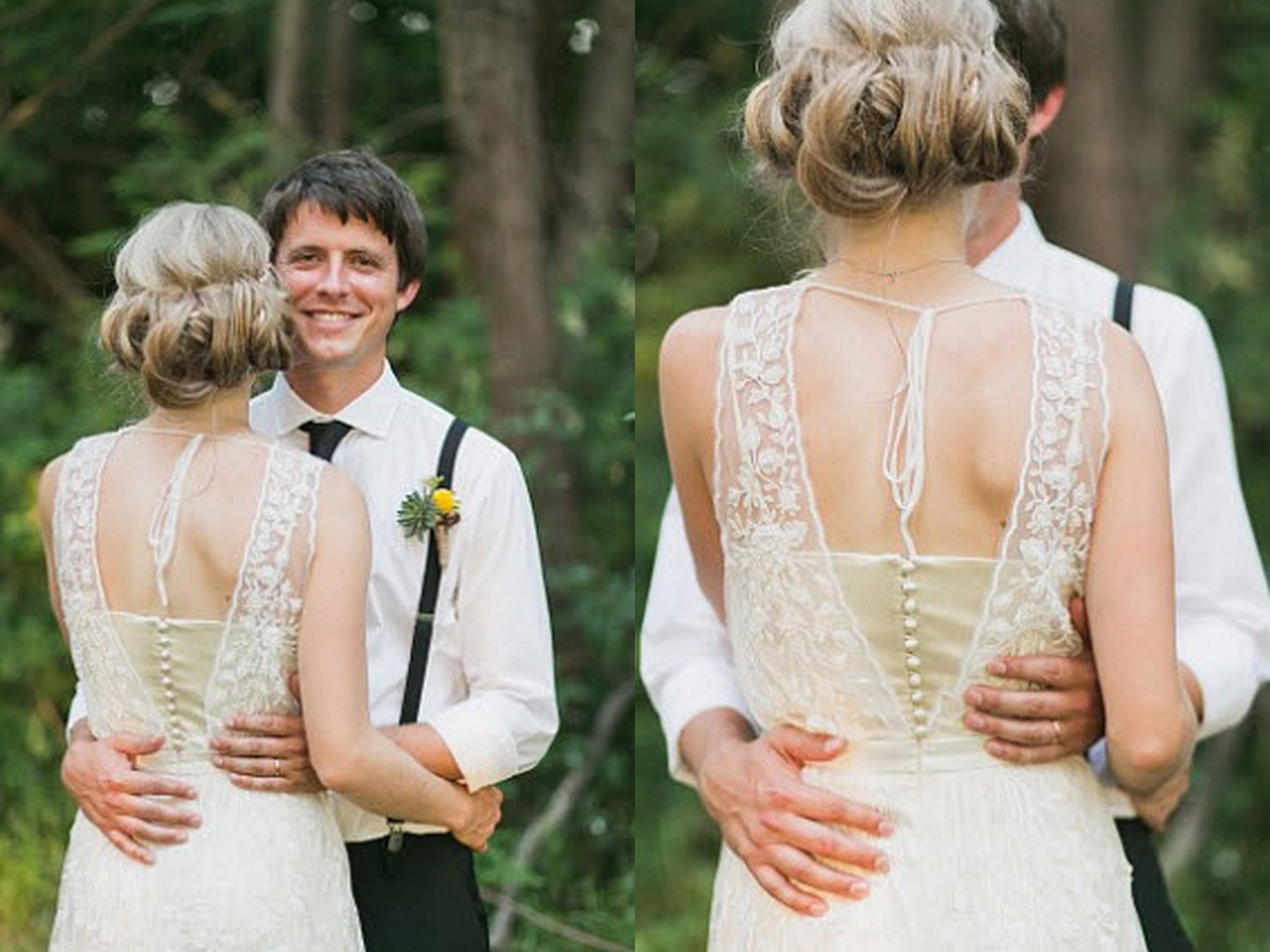 Heart at the Ranch Wedding, an organic outdoor affair - Grit + Gold ...