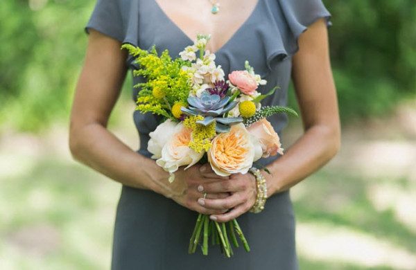 mismatched-bridesmaids-grey-wedding-anthropologie-grit-and-gold3