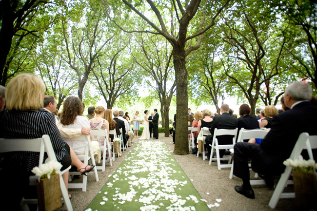 Dallas wedding planner curator of custom events grit - Marie gabrielle restaurant and gardens ...
