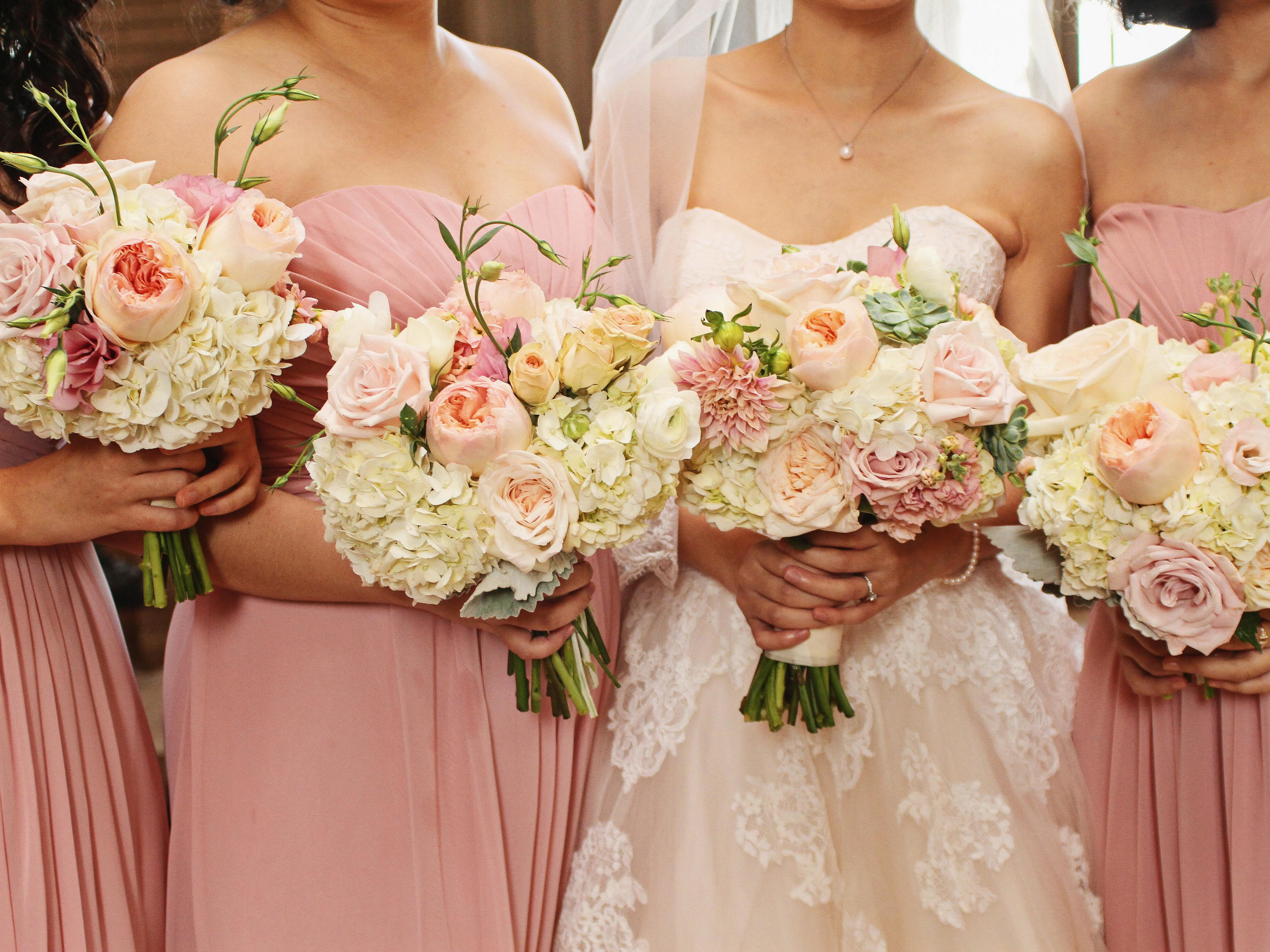 Xing + Mengchao | Garden Wedding Bliss - Grit + Gold Event