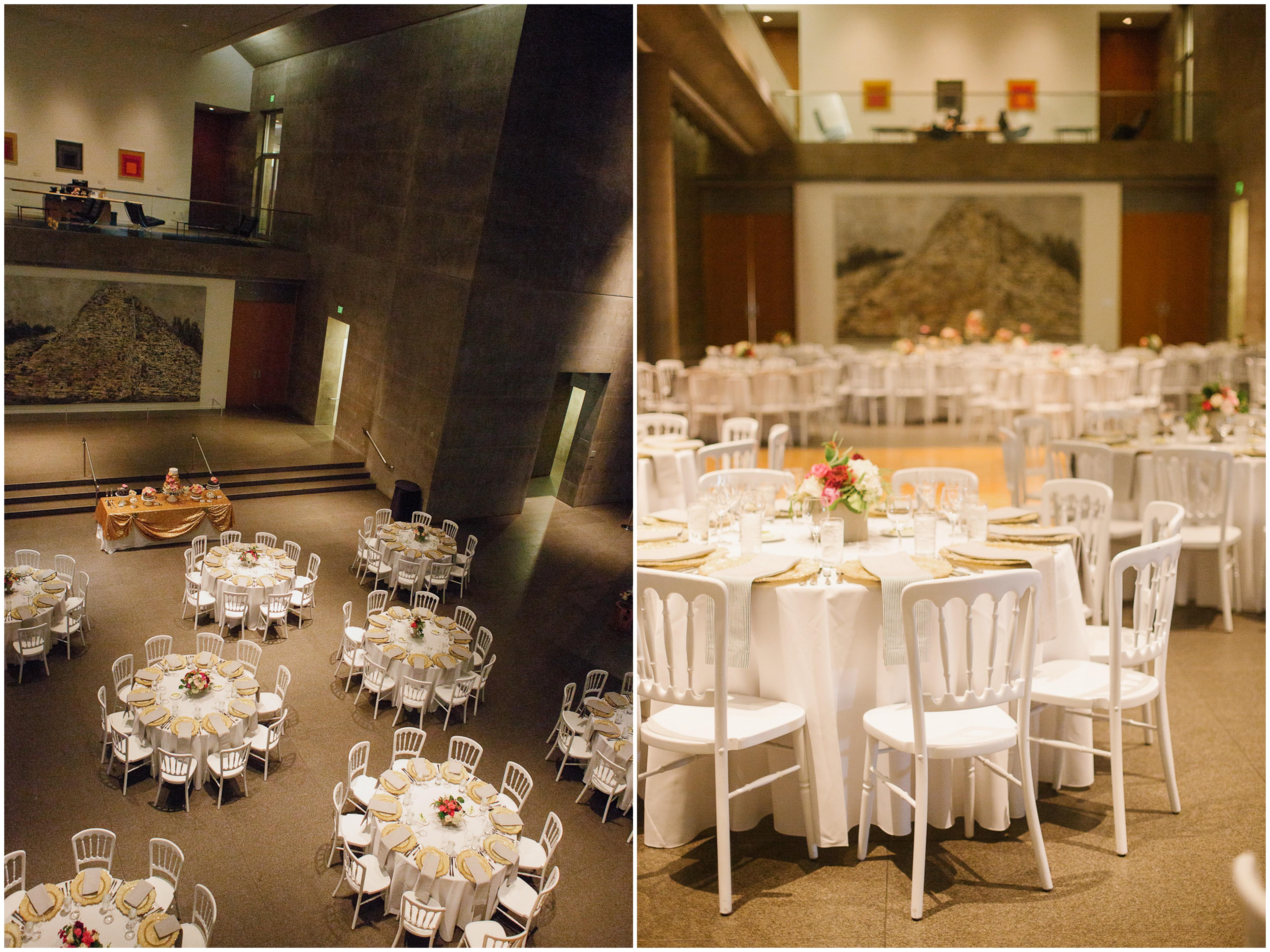 Modern art museum fort worth wedding apryl ann