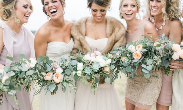 dallas-wedding-planner-bridesmaid-style-anthropologie-bridesmaids-vera-wang-bride-winter-wedding-fur-stole-grit-and-gold