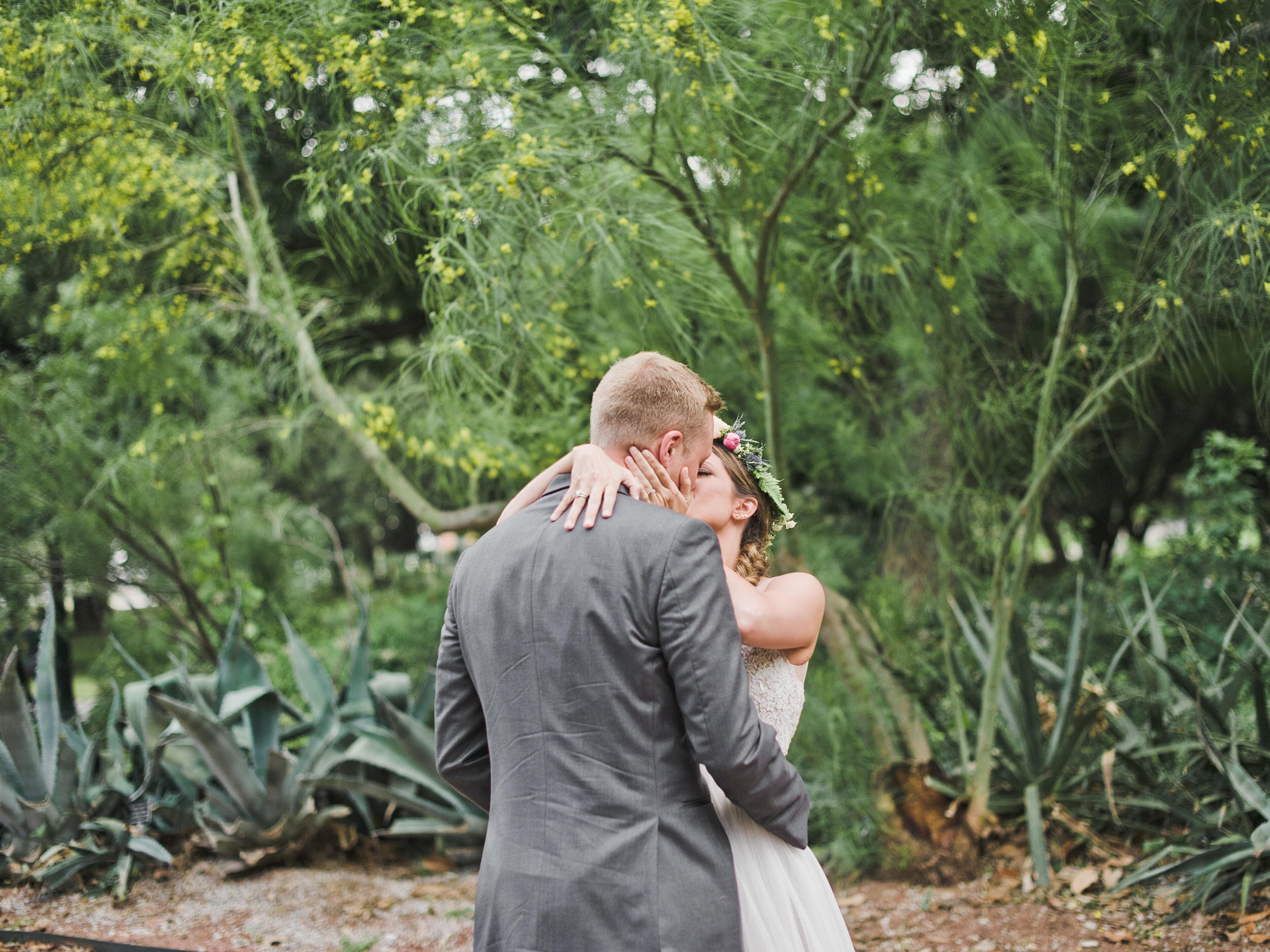 Sarah Jeremy S Romantic Fort Worth Wedding Grit Gold