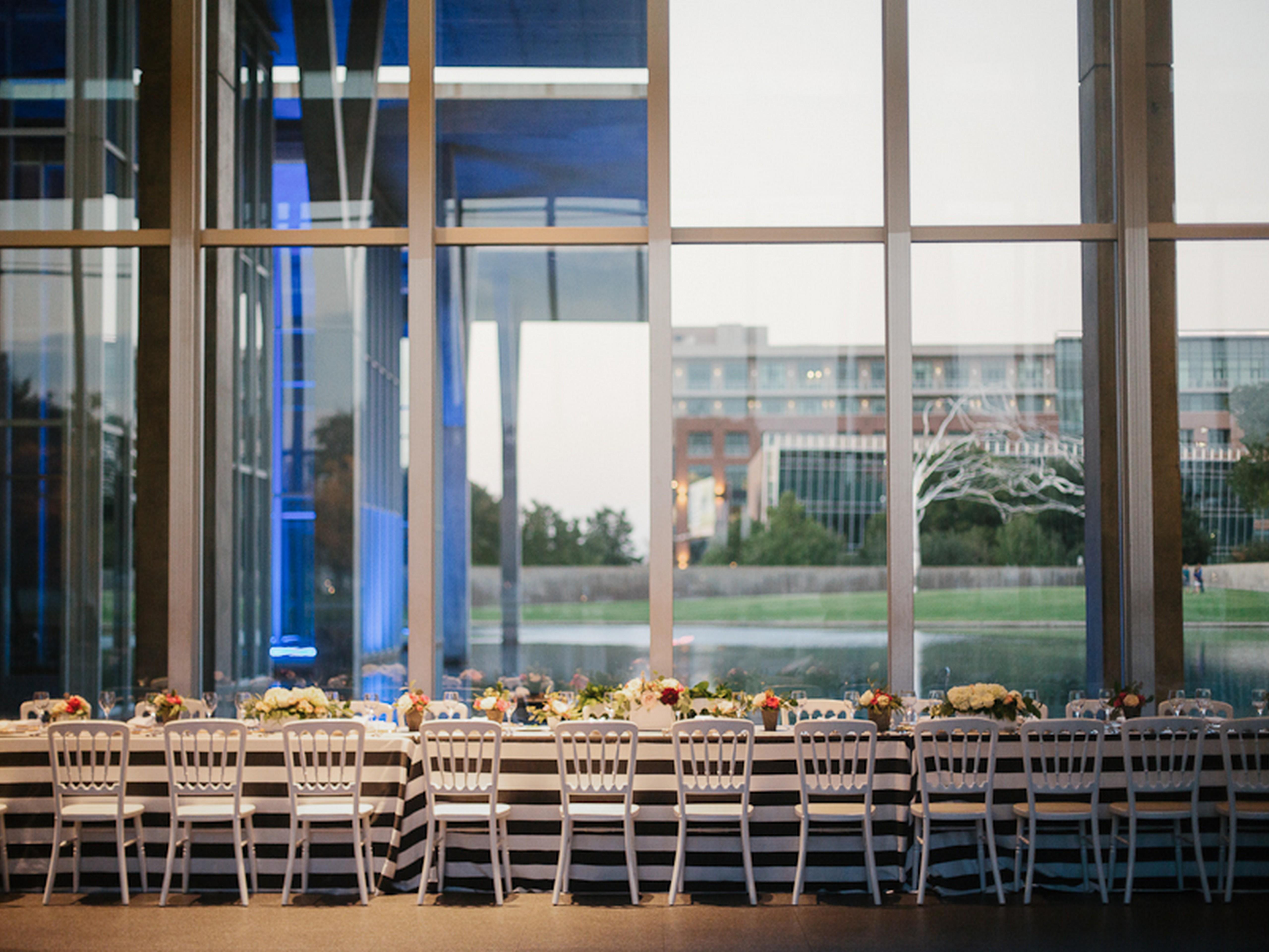 The Modern Art Museum Of Fort Worth Wedding