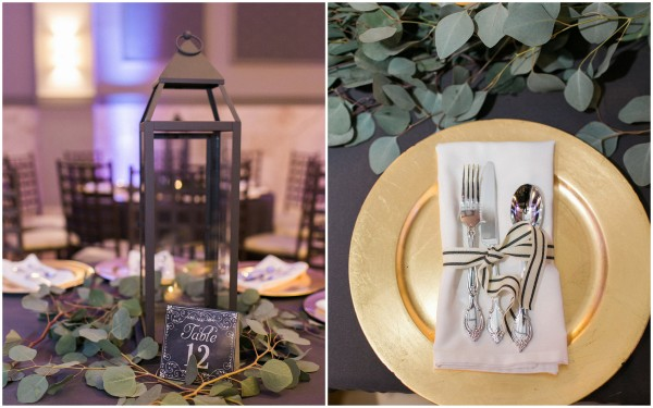 fort-worth-wedding-planner-grit+gold-greenery and gold